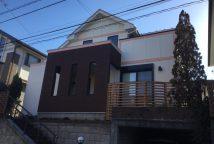 所沢市 S様邸 工事価格:架設工事全般、¥231.500 塗装工事¥1.000.800 付帯工事¥75.000 諸経費(福利厚生費)¥35.000(税別)