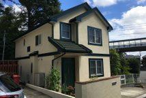 調布市 E様邸 塗装工事 工事価格:塗装工事¥849.600 架設工事¥266.900(税別)